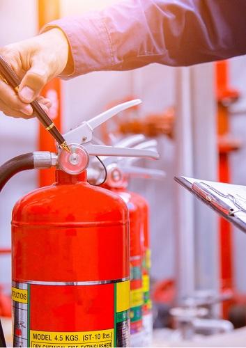 Tűzoltó készülékek felülvizsgálata Miskolc